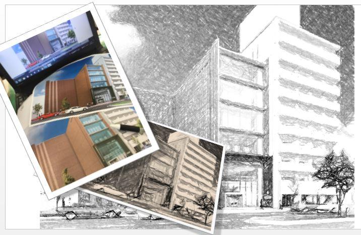キャプチャ新校舎外観イメージ